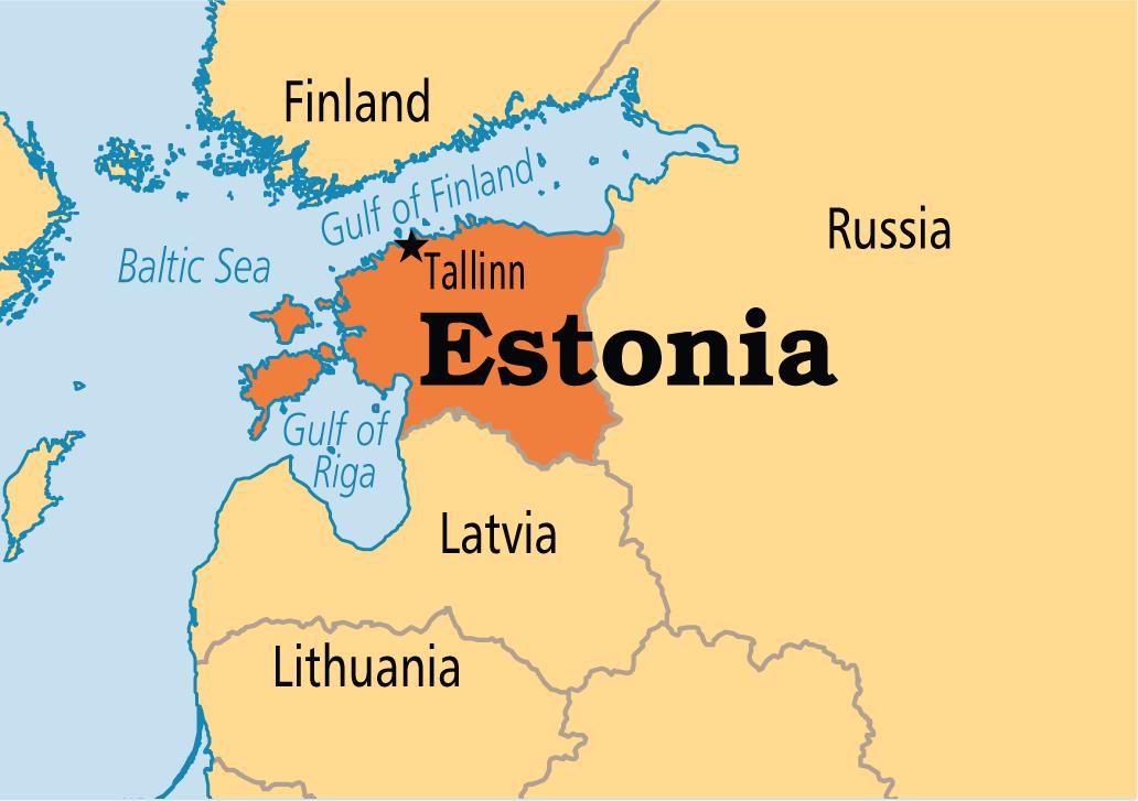 Estonia? Is that in Oregon? | Tiny Voice